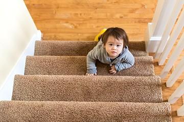 Stairway carpet design | Floorscapes