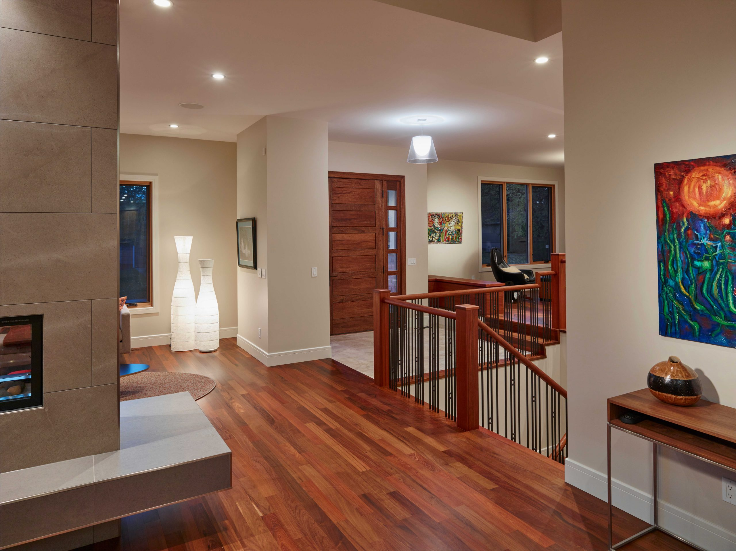 The Right Hardwood Finish for Your Home | Floorscapes