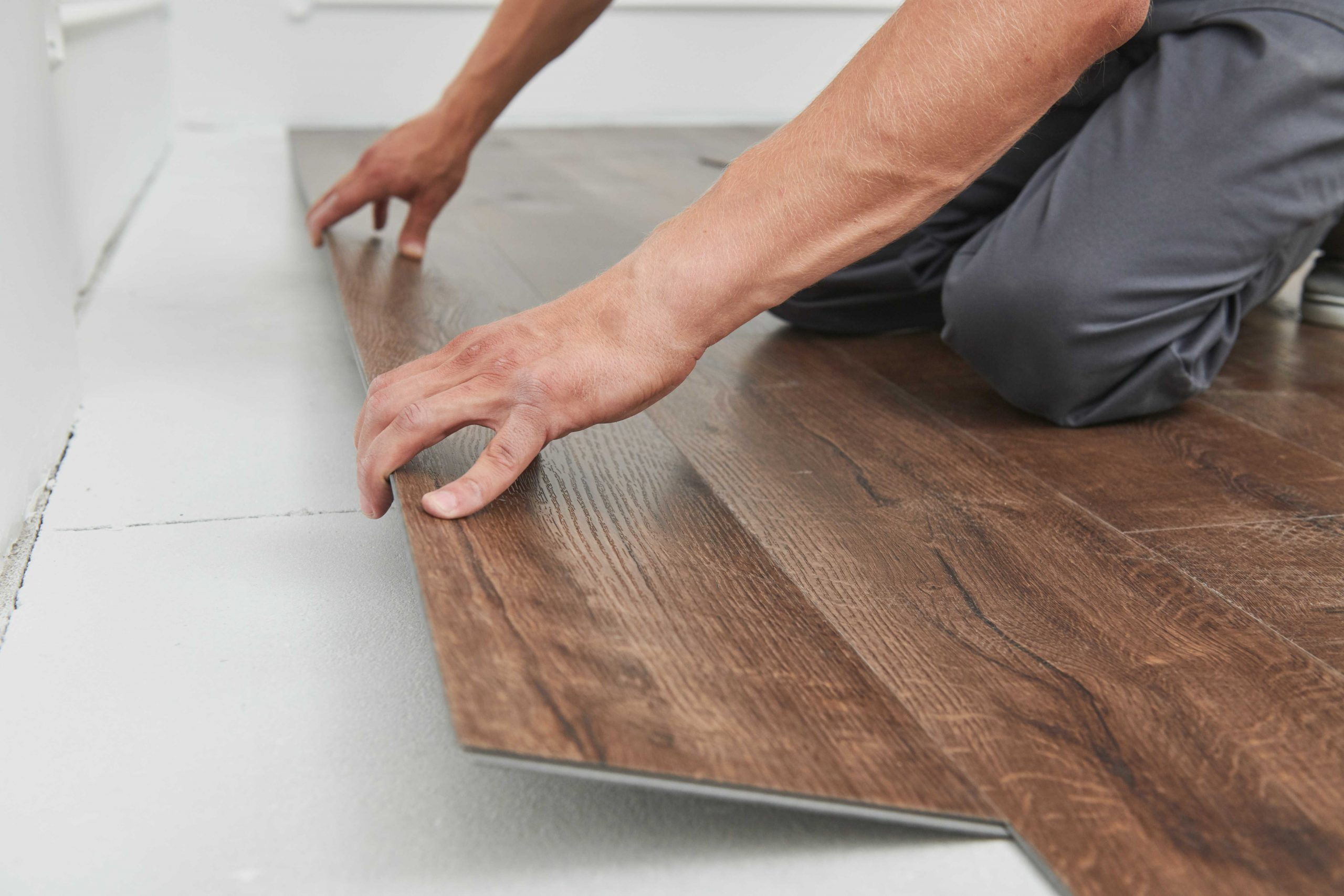 Floor installation | Floorscapes