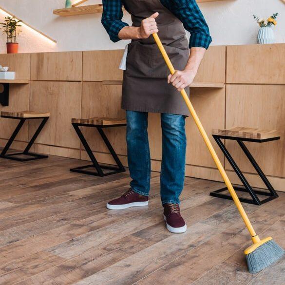 Hardwood seeping | Floorscapes