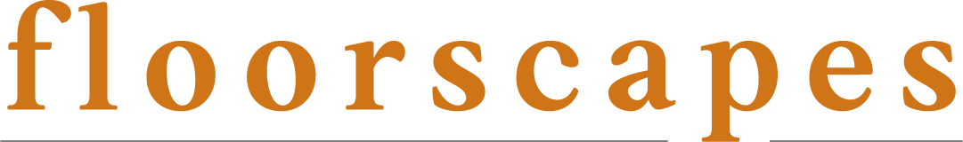 Floorscapes logo orange