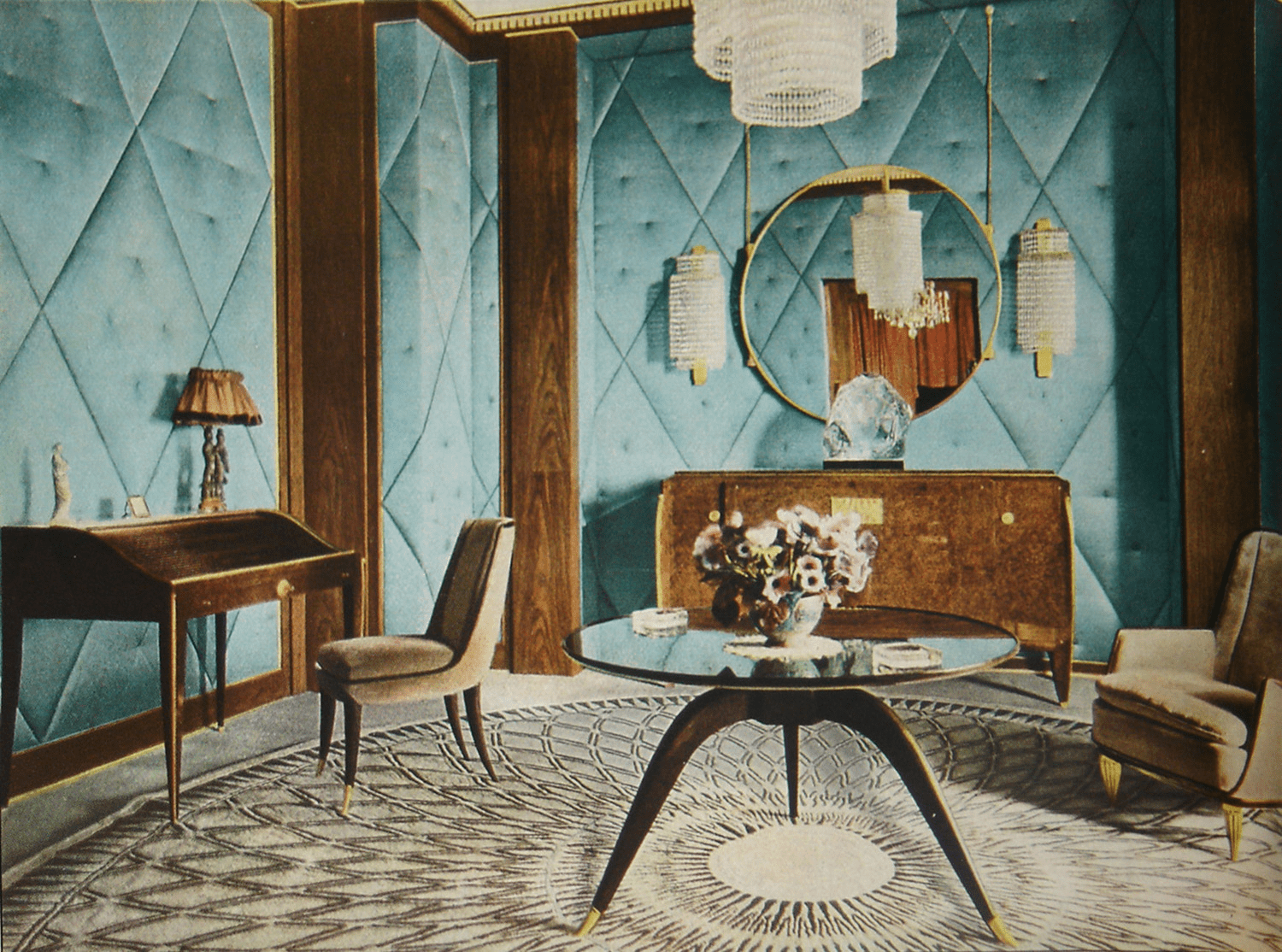 Art deco | Floorscapes